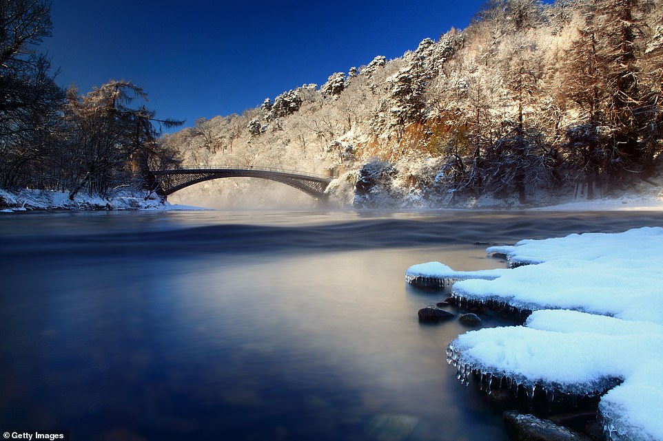 Stunning images of Britain's rivers and canals, from Wiltshire to the Highlands
