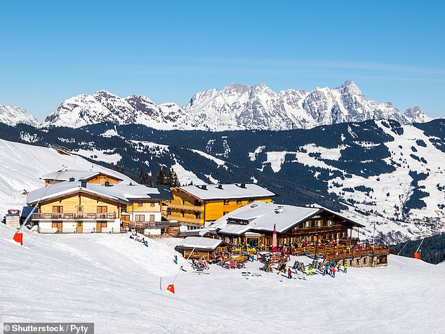 Skiing is great, but for real thrills, head to Saalbach in Austria and try some mountain madness