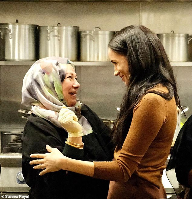 Meghan Markle's Together charity cookbook for Grenfell sees a spike in sales